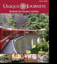 Wrote and edited 56-page brochure for travel client, Unique Journeys